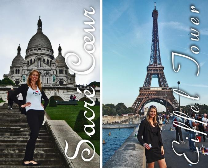 Claire in Paris