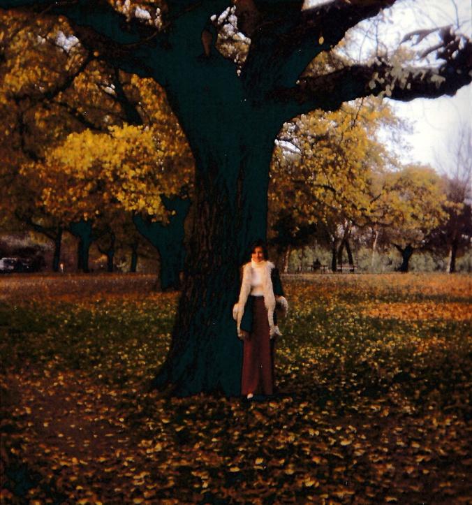 Diane - Finsbury Park London 1972