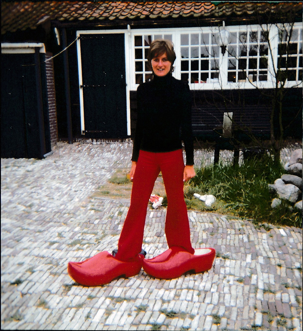 Diane - Netherlands Clogs 1973