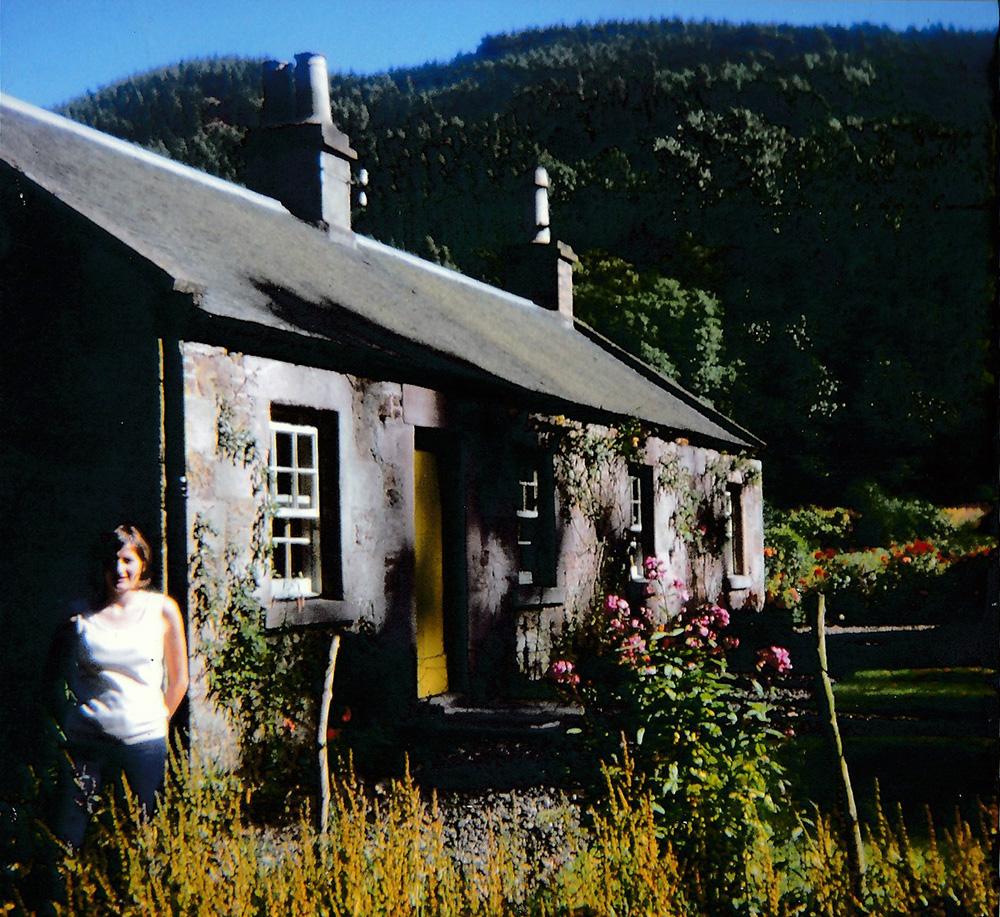 Diane - Scotland 1972