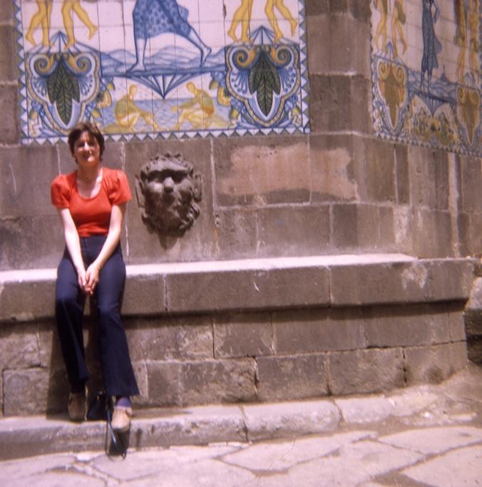 I want to say Barcelona...