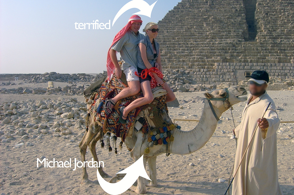 Egypt, mark frankie camel2
