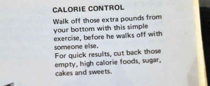 Calorie Control