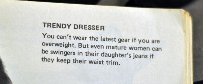 Trendy Dresser