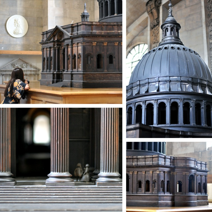 Christopher's model cathedral