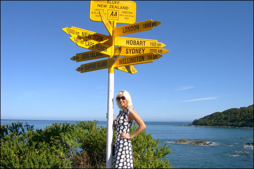 This could be a metaphorical photo describing the places your blog can take and the directions in which you as a blogger will inevitably be pulled. Or it could just be a really old photo I just happened to find on my hard drive about the time I was settling down to write this post. Side note: It's Bluff, New Zealand.
