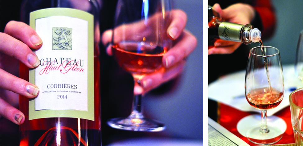 The-Mayfairy-Wine-Tasting-Chateau-Haut-Gleon-Rose-Corbieres